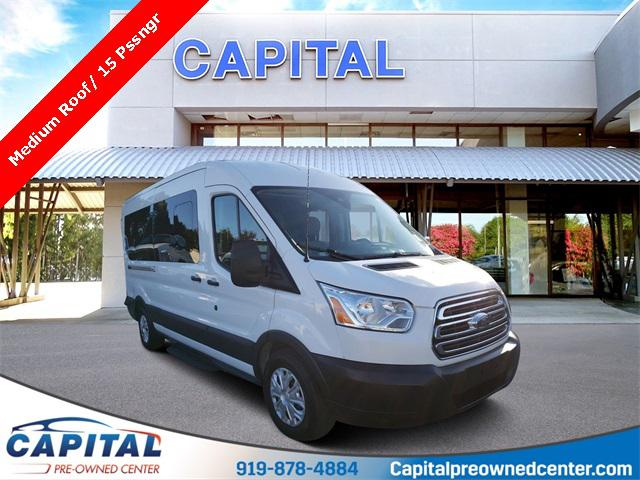 2017 Ford Transit-350 XLT 3D Medium Roof Wagon Slide