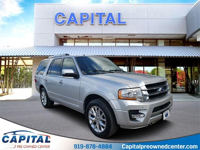 2016 Ford Expedition LIMITED 4D Sport Utility Slide 0