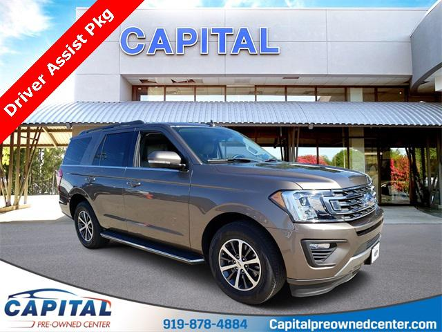2018 Ford Expedition XLT 4D Sport Utility Slide 0