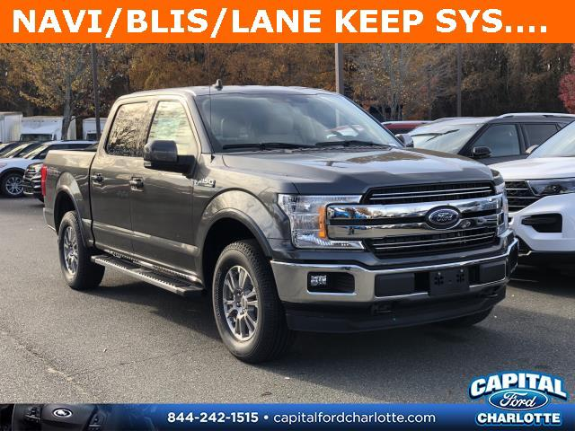 Magnetic Metallic 2020 Ford F-150 LARIAT Short Bed Charlotte NC