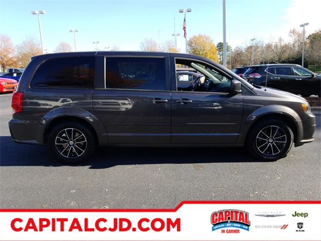 2015 Dodge Grand Caravan SE Mini-van, Passenger Slide