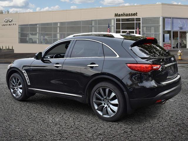 2012 INFINITI Fx35 AWD 4dr 2
