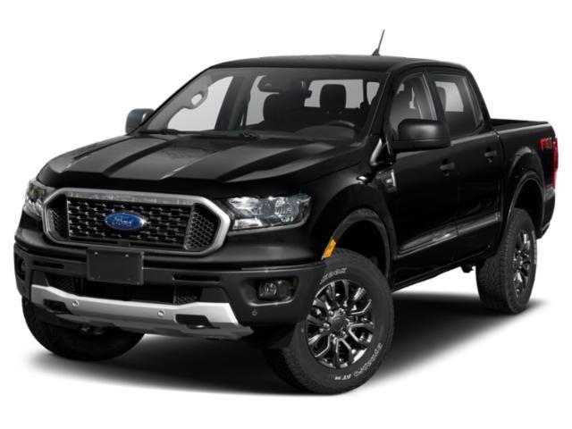 Chili Pepper Red 2019 Ford Ranger XLT Short Bed Rocky Mount NC