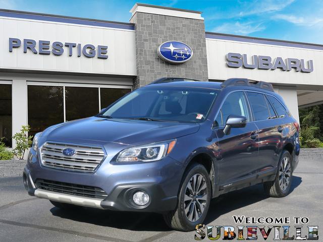 2017 Subaru Outback Limited