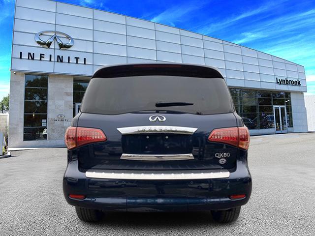 2016 INFINITI QX80 4WD 4dr 3