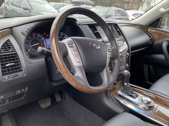 2016 INFINITI QX80 4WD 4dr 15