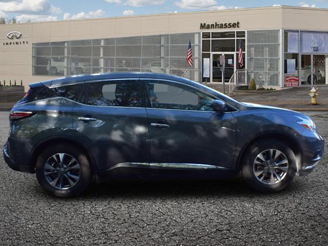 2017 Nissan Murano AWD SL 3