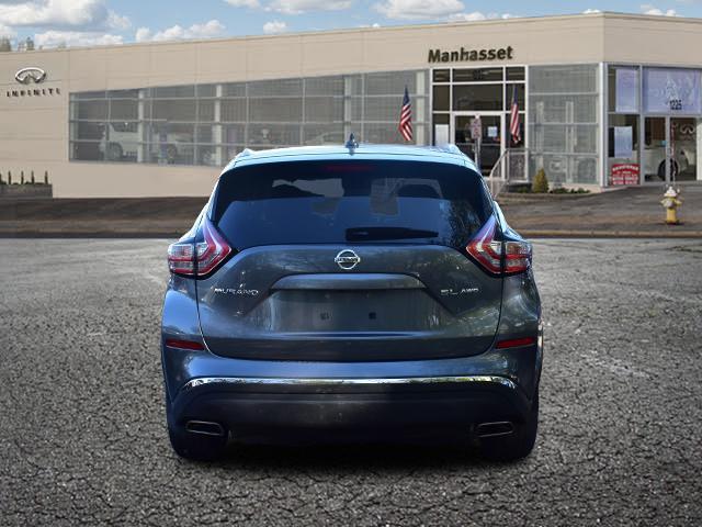 2017 Nissan Murano AWD SL 4
