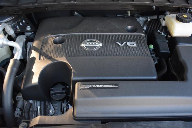 2017 Nissan Murano AWD SL 9