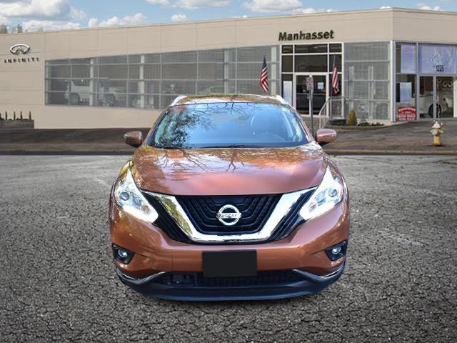 2016 Nissan Murano AWD 4dr SL 0