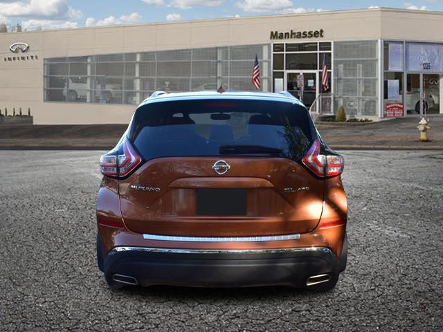 2016 Nissan Murano AWD 4dr SL 4
