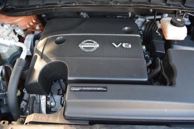 2016 Nissan Murano AWD 4dr SL 8