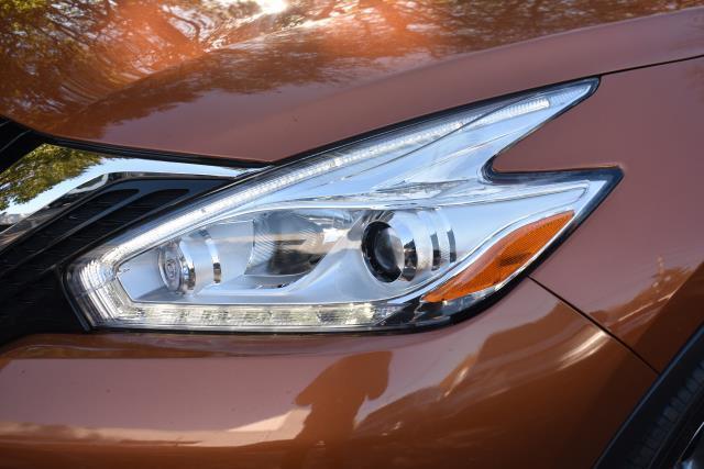 2016 Nissan Murano AWD 4dr SL 9