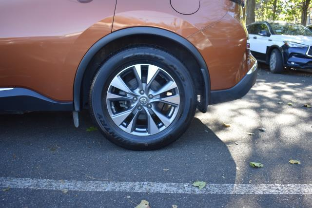 2016 Nissan Murano AWD 4dr SL 12