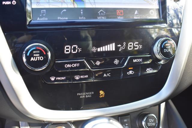 2016 Nissan Murano AWD 4dr SL 22
