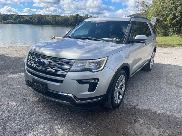 2019 Ford Explorer Limited for sale in Oak Ridge, TN