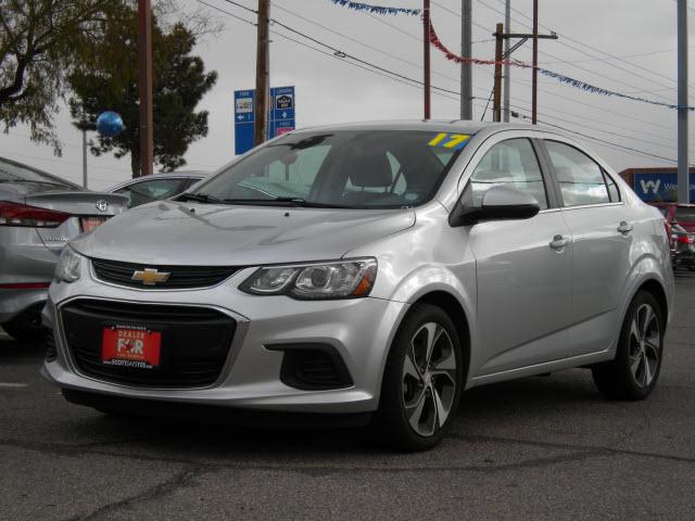 2017 Chevrolet Sonic Premier for sale in El Paso, TX