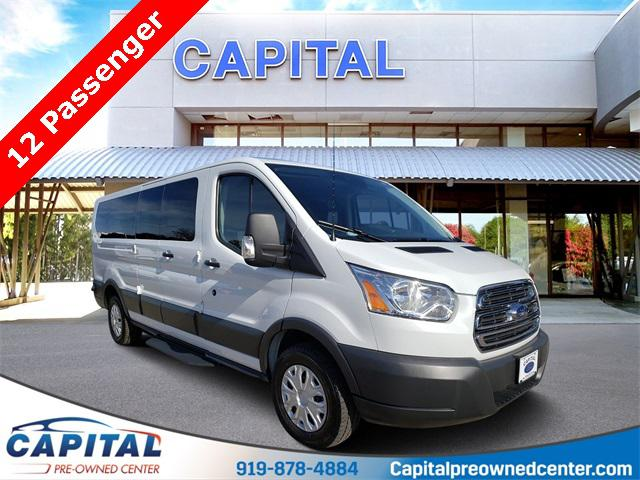 2018 Ford Transit-350 XLT 3D Low Roof Wagon Slide