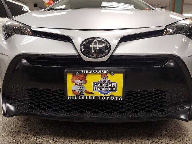 2017 Toyota Corolla XSE 0