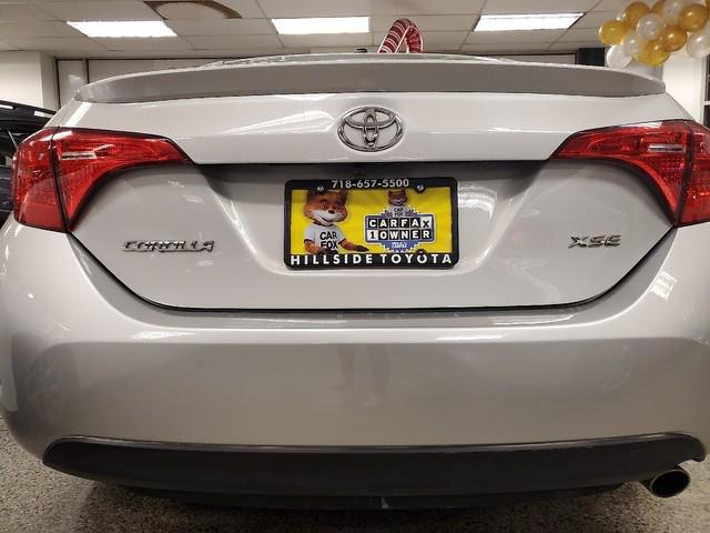 2017 Toyota Corolla XSE 4