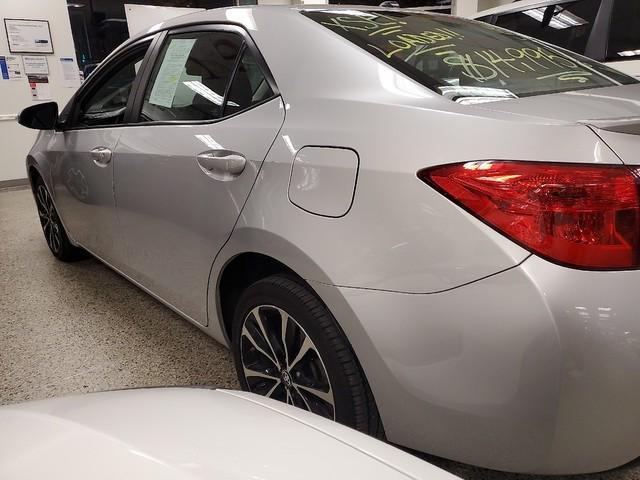 2017 Toyota Corolla XSE 5