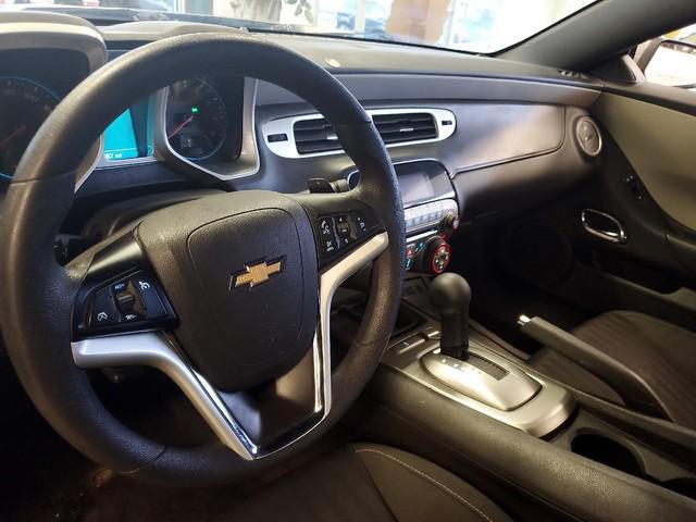 2015 Chevrolet Camaro LS 11