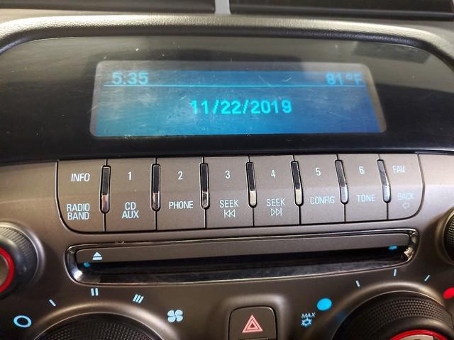 2015 Chevrolet Camaro LS 17