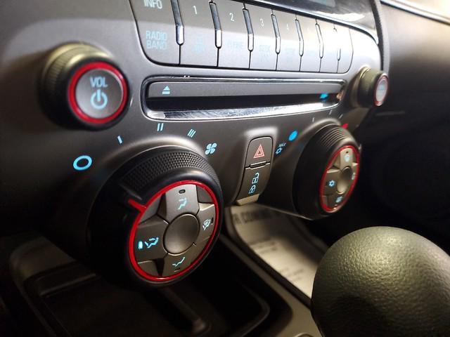 2015 Chevrolet Camaro LS 18