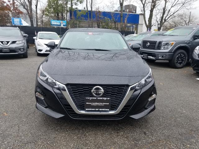 2019 Nissan Altima 2.5 S 7