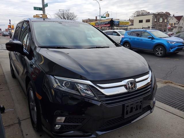 2019 Honda Odyssey EX-L 2