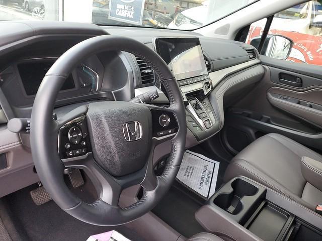 2019 Honda Odyssey EX-L 9
