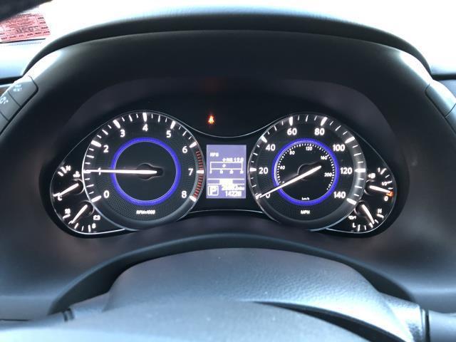 2016 INFINITI QX80 4WD 4dr 19