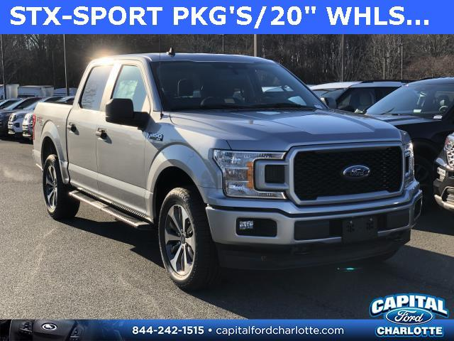 Iconic Silver Metallic 2020 Ford F-150 XL Short Bed Charlotte NC