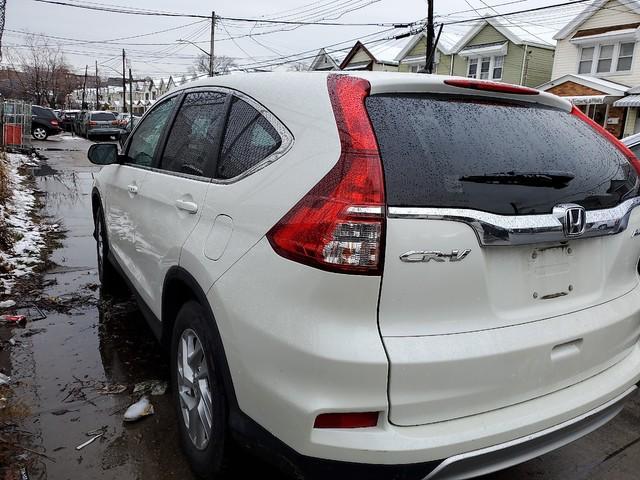 2015 Honda Cr-V EX 4