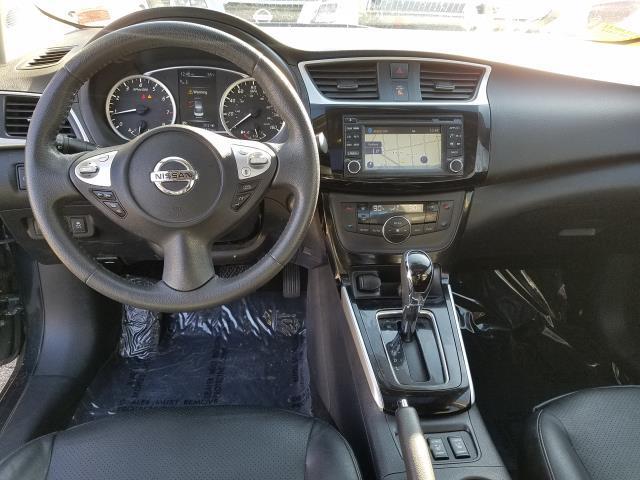 2016 Nissan Sentra 4dr Sdn I4 CVT SL 12