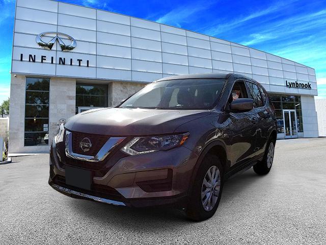 2019 Nissan Rogue S 0
