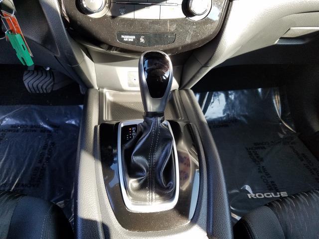 2019 Nissan Rogue S 27