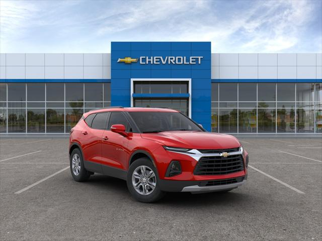 Red 2020 Chevrolet Blazer LT SUV Huntington NY