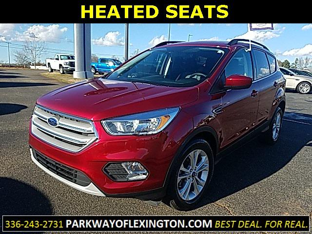 2018 Ford Escape SE 4D Sport Utility Slide