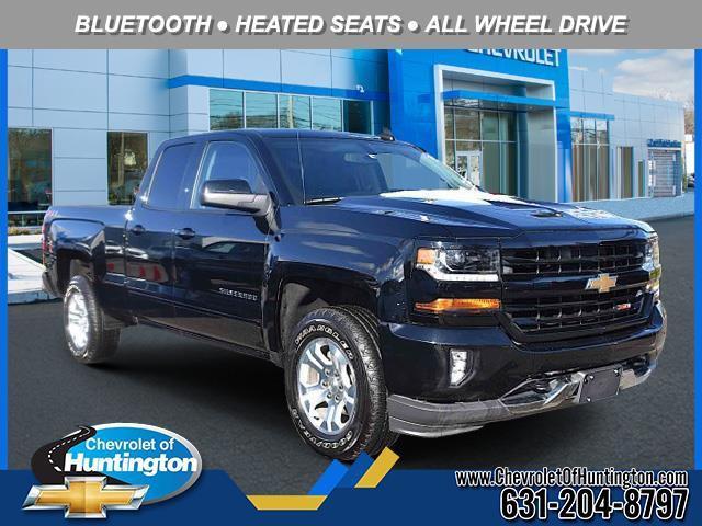 Black 2018 Chevrolet Silverado 1500 LT Standard Bed Huntington NY