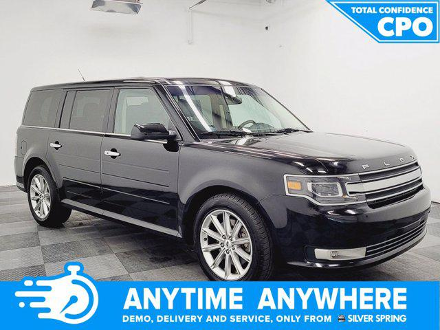 2019 Ford Flex Limited for sale in Silver Spring, MD