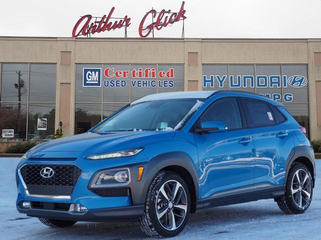 2020 Hyundai Kona Ultimate for sale in Monticello, NY