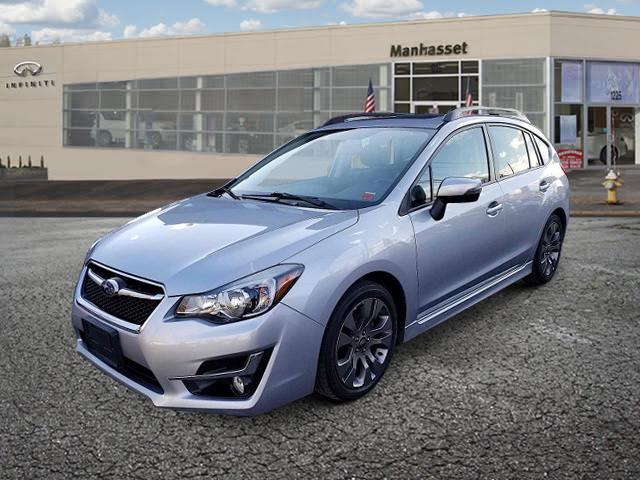 2016 Subaru Impreza Wagon 5dr CVT 2.0i Sport Limited