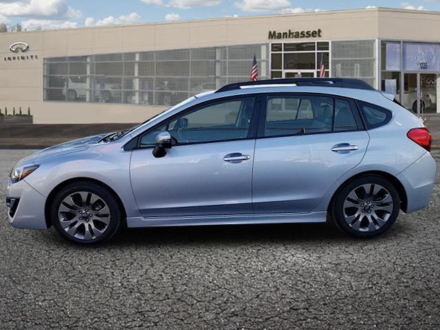 2016 Subaru Impreza Wagon 5dr CVT 2.0i Sport Limited 0