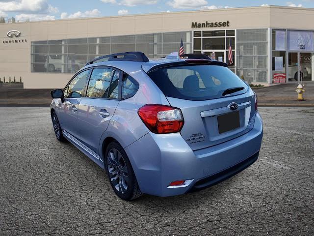 2016 Subaru Impreza Wagon 5dr CVT 2.0i Sport Limited 2