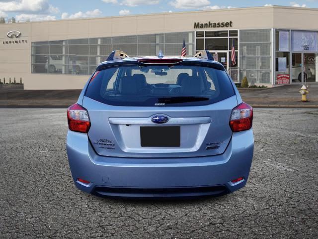2016 Subaru Impreza Wagon 5dr CVT 2.0i Sport Limited 3