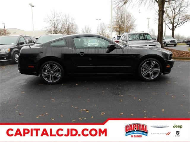 2014 Ford Mustang V6 2dr Car Slide