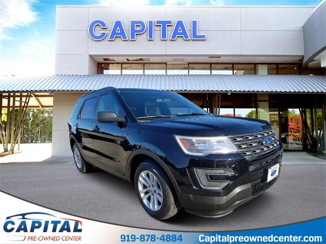 2016 Ford Explorer BASE 4D Sport Utility Slide