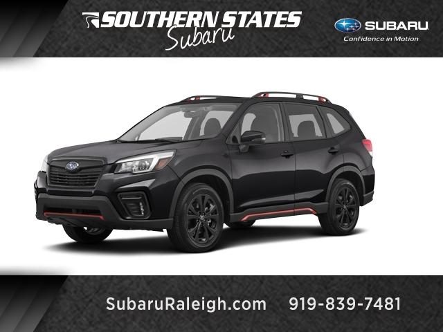 2020 Subaru Forester SPORT SUV Slide