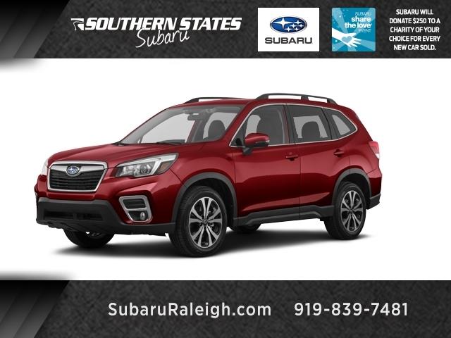 2020 Subaru Forester LIMITED SUV Slide